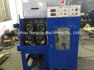 High Speed 2500mpm Aluminum Wire Drawing Machine 22DS 15KW AC 3 Phase Motor