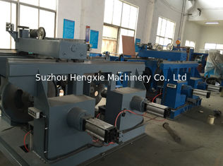 1.7mm-4.2mm Wire Take Up Machine , 500kg Capacity Automatic Double Spooler