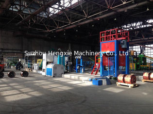 High Durability Wire Take Up Machine 22KW WF800 Coiler For Rod Breakdown Machine