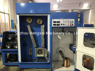 Industrial Custom Wire Drawing Machine 22KW Main Motor Low Power Consumption