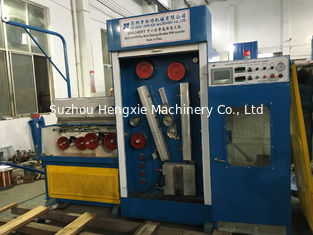 Three Inverter Control Customized Wire Drawing Machine AC 3 Phase 22KW Main Motor