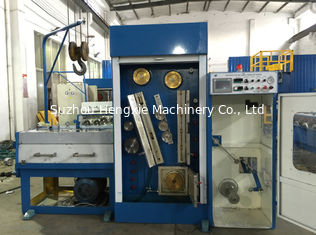 22KW 24DWT Customized Wire Drawing Machine For Copper Wire Drawing And Annealing