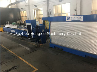 Copper Rod Breakdown Machine , 450/13 DT Large Copper Wire Drawing Machine