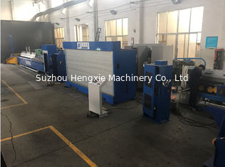 450mm Capstan Copper Wire Making Machine 280KW With Continuous Annealer