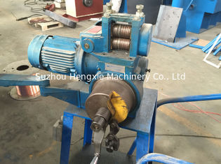 Blue Wire Threading Machine For Intermediate Copper Wire Drawing Machine