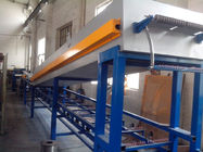 China Energy Saving Tubular Annealing Machine For 0.1mm-0.32mm Single Bare Copper Wire company
