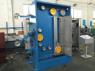 Blue Intermediate Online Annealing Machine 5.5KW Driving Motor For Copper Wire