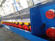 China 400/13 DL 160KW Large Wire Drawing Equipment For Single Bare Aluminium Wire company