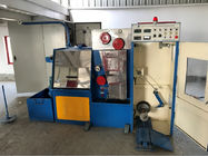 China 24DT Fine Wire Drawing Machine With Continuous Annealing Ceramic Plasma Capstan company